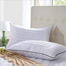 1×Soft Luxury Queen Size Buckwheat Soft Pillows inner core