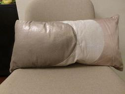 $95 NEW HOTEL COLLECTION DECORATIVE PILLOW BED LIVING EMBELL