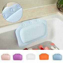 Bathroom Pillow PVC Foam Sponge Bathtub Pillow Bath Pillow H