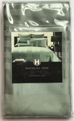 Hotel Collection Classic Stripe King Pillow Sham, Classic Fr