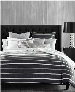 "Hotel Collection Colonnade Dusk 18"" Square Decorative Pillow"
