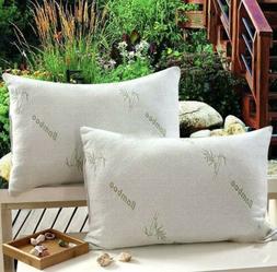 hotel bamboo bamboo memory foam pillow hypoallergenic