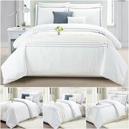 Hotel Bedding Duvet Cover Set With Pillow Case Quilt Bedding