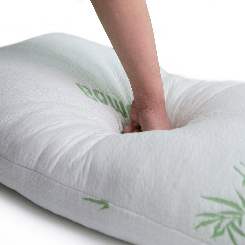 1- Hotel Home Bedroom Foam Queen/King