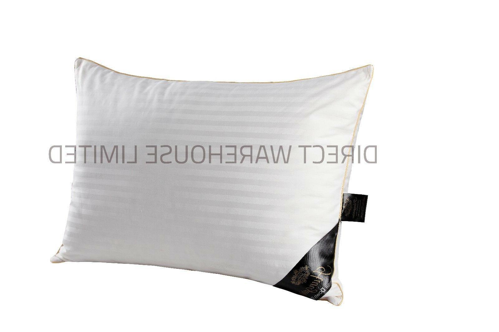 100% Down Pillows Quality -