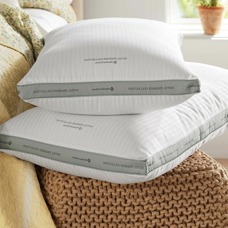 "2 pk Hotel Collection Pillows x 30"""