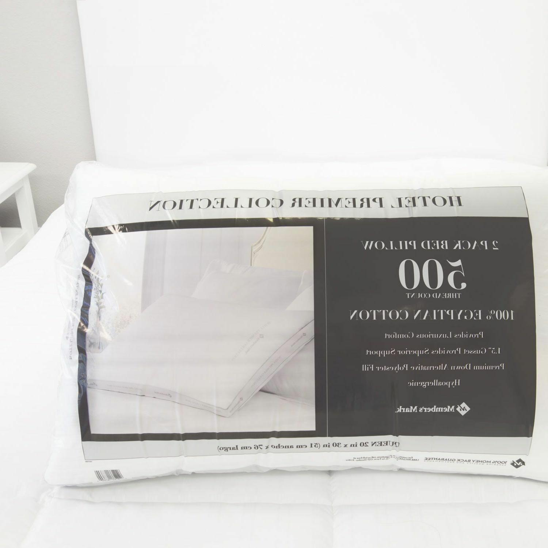 2 pk Collection Pillows x
