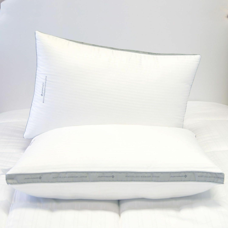 2 pk hotel premier collection queen pillows