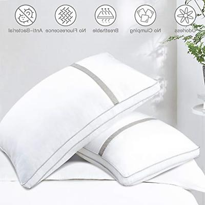 Pillow Size Down Alternative And Side Sleepers