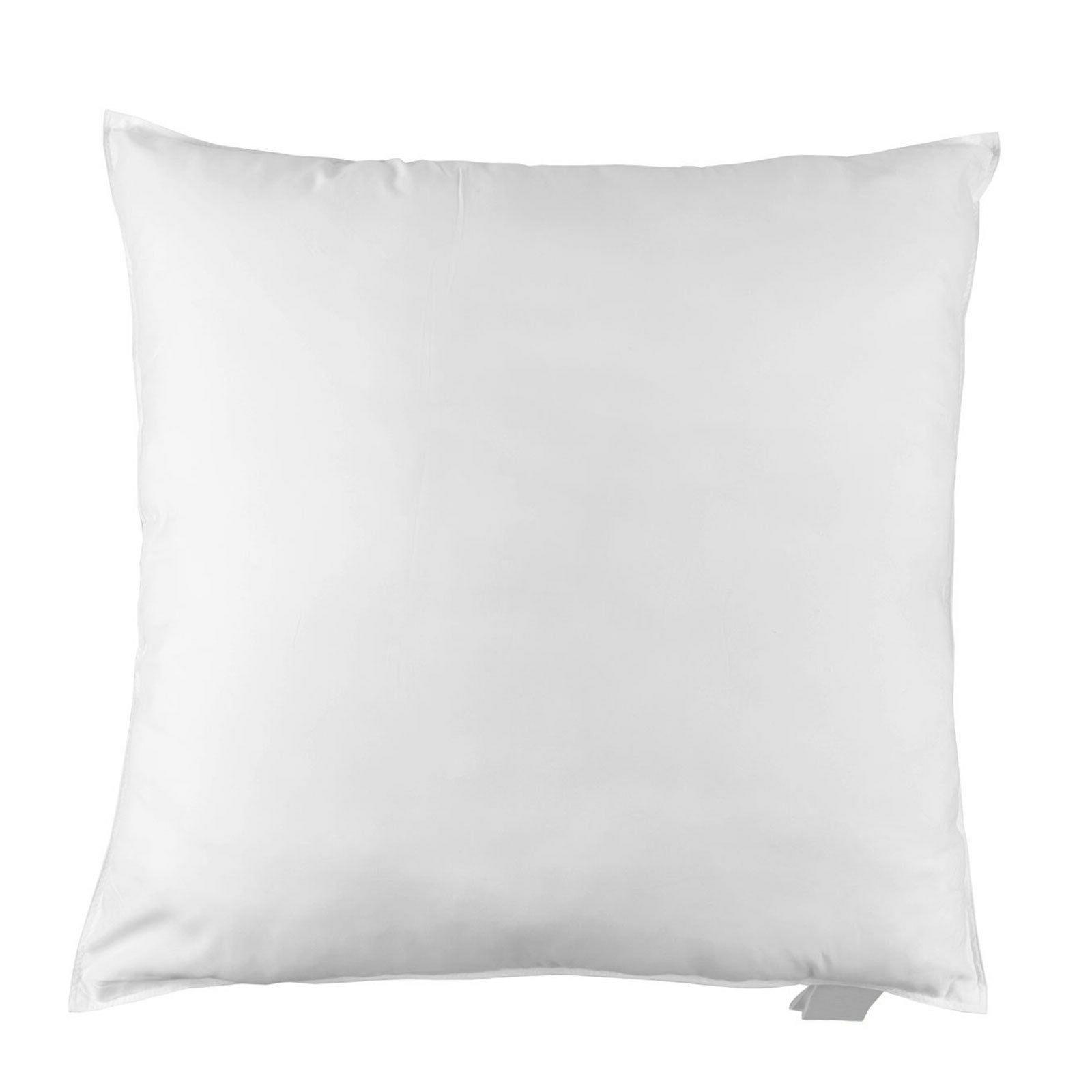 "2 x Square Pillow 65cm 26"" x 26"" Hotel Quality"