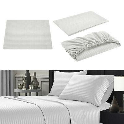 3 piece home hotel bedding linen set