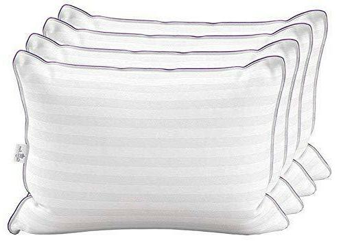 4 pack luxury hotel pillows majesty down