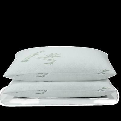 Bamboo Pillow Shredded Foam Pillow Home Hotel