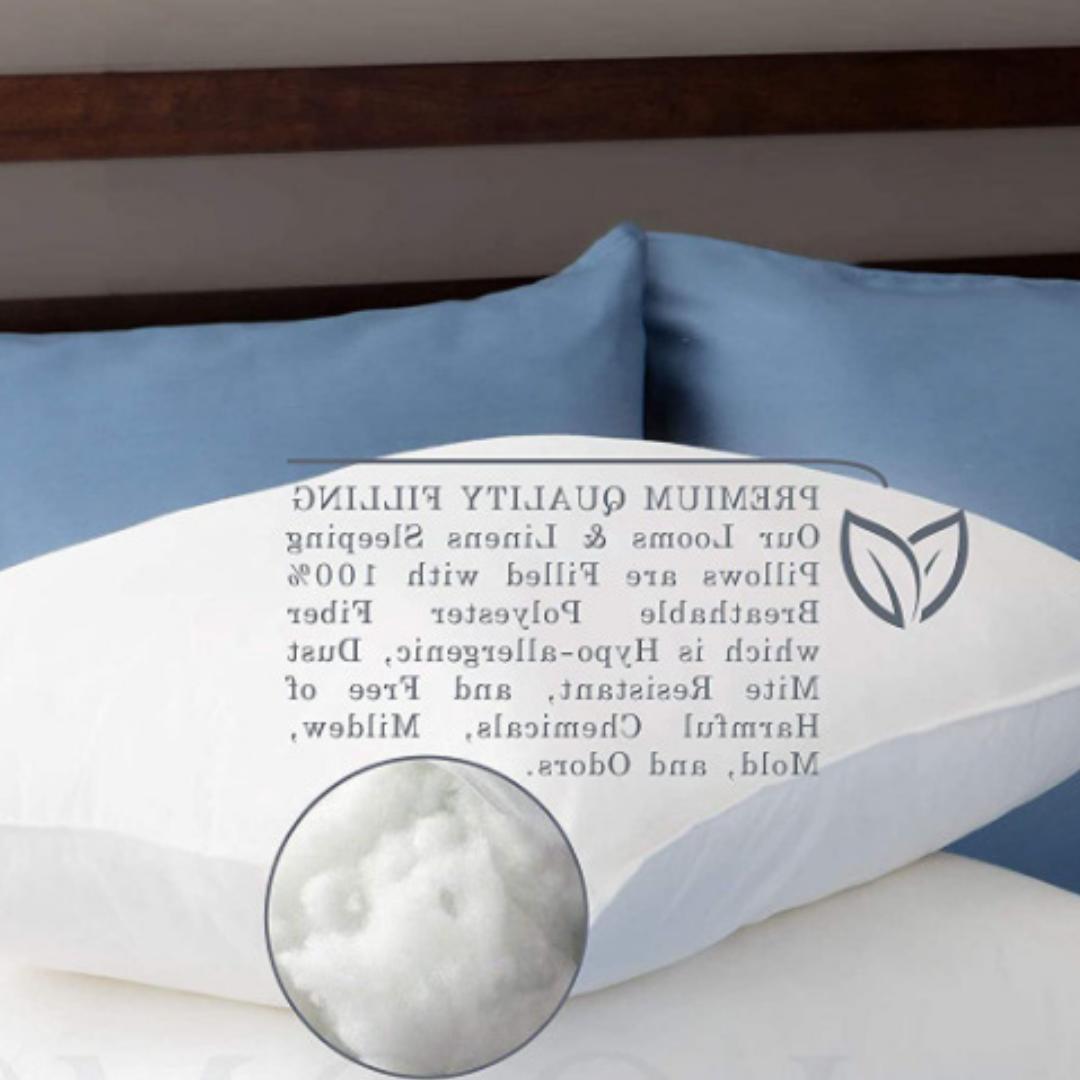 Bed Soft Hypoallergenic Cotton