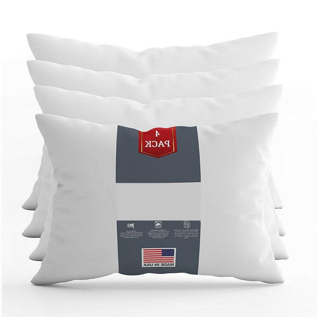bed pillows luxury ultra soft hotel sleep