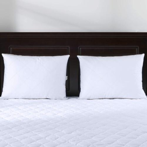 Bed Pillows Hotel Back & Size