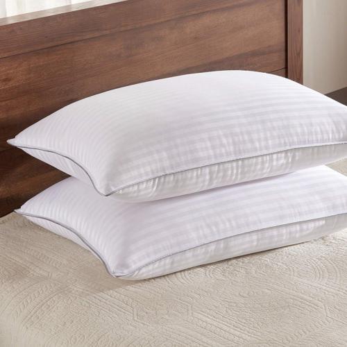 down alternative queen size bed pillows 2