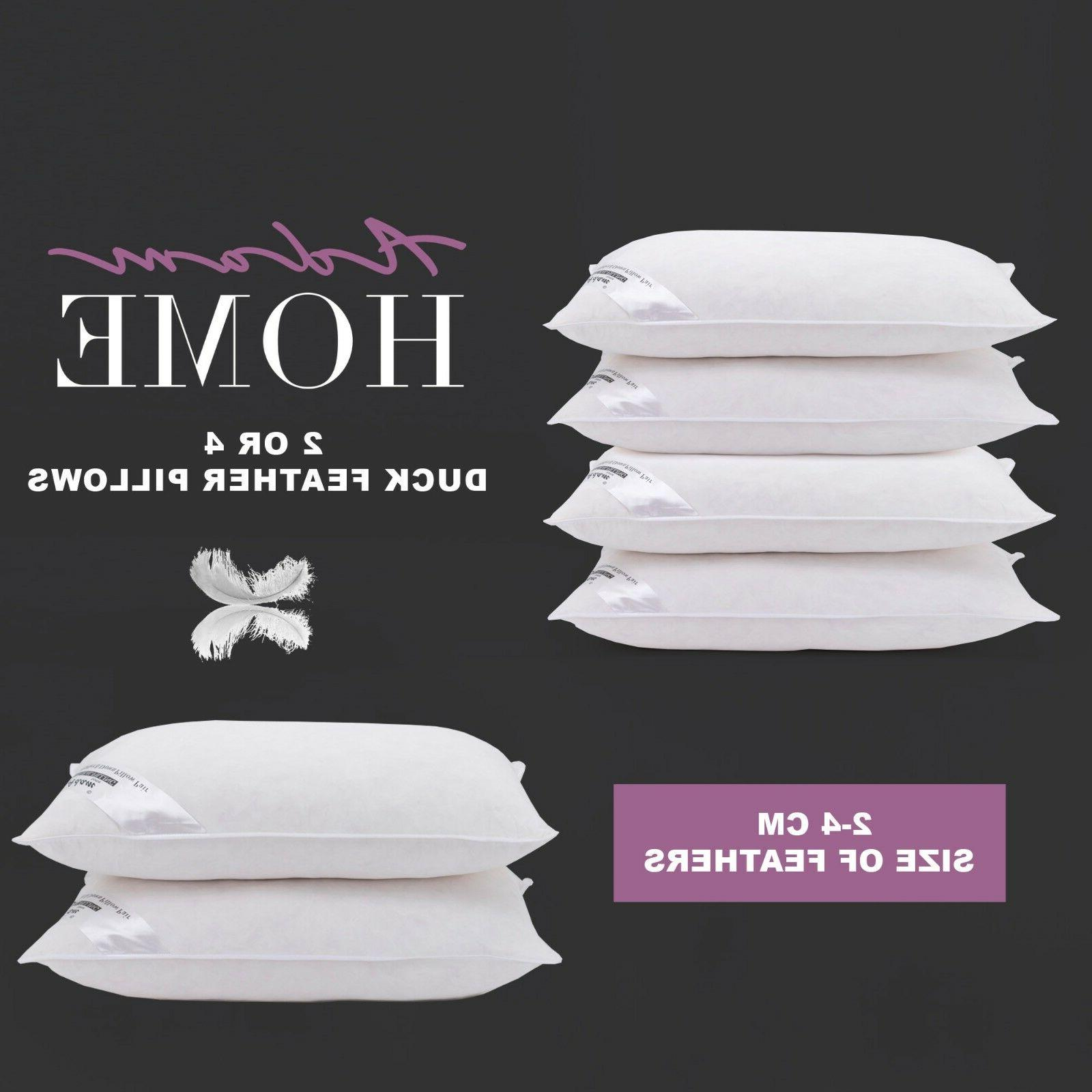 duck feather and down pillows pillow extra