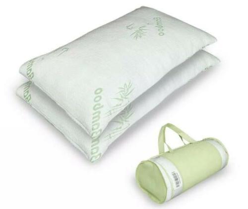 Hotel Memory Foam Pillow Cozy Queen