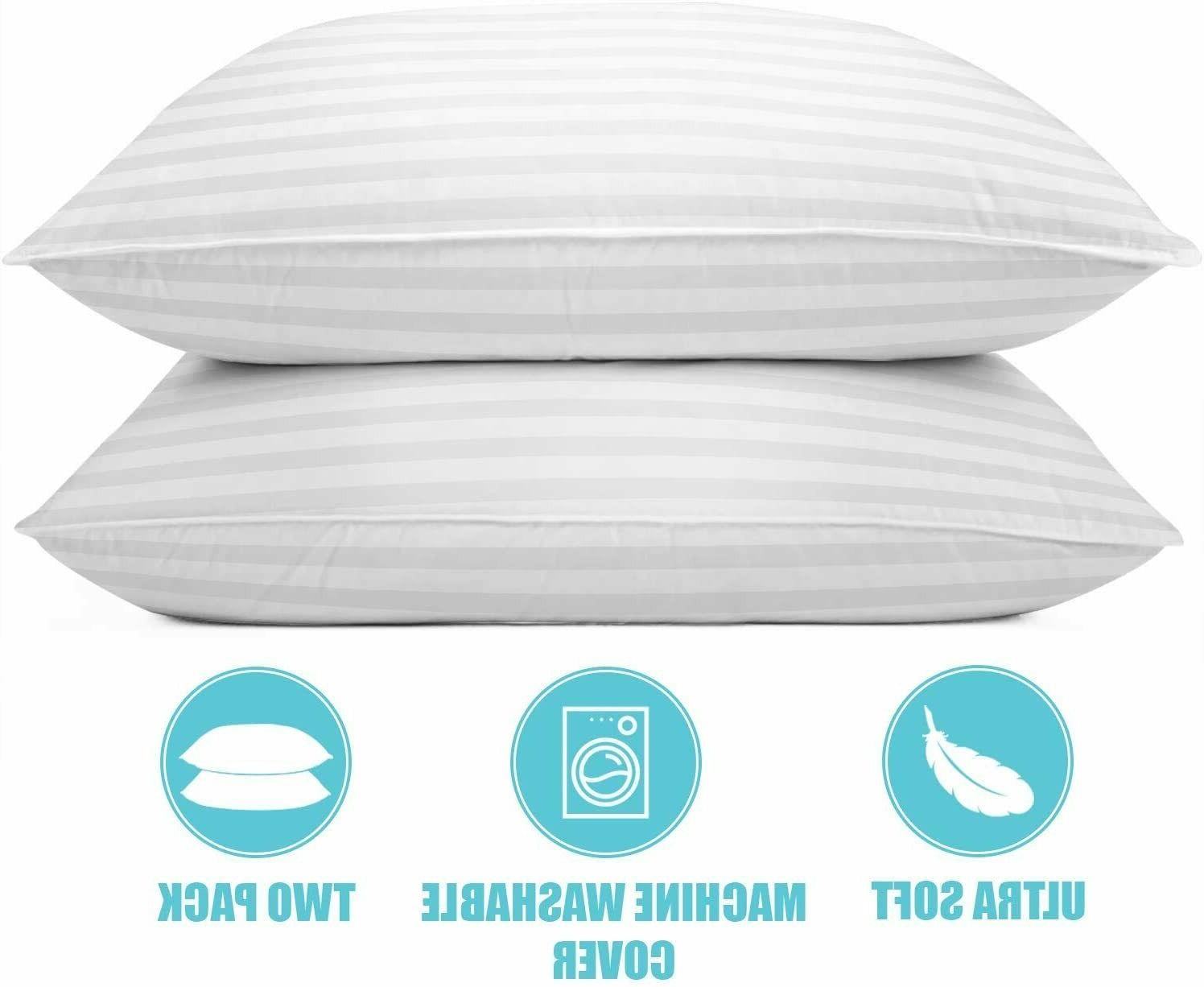Ultra Soft Hotel Quality Cotton of Queen King Size