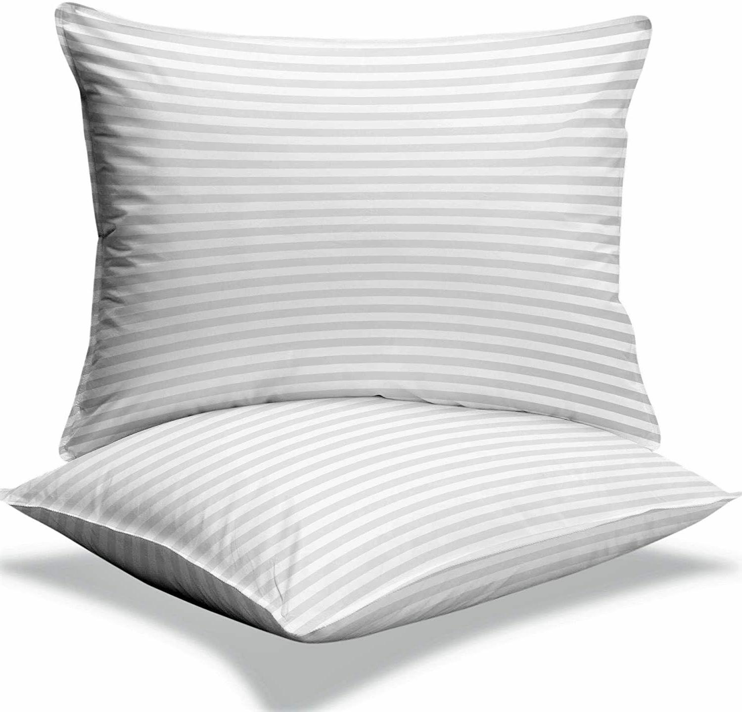 Ultra Soft Quality of King Size Pillows