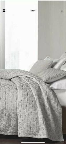 Hotel Collection Interlattice   Euro Matelasse Pillow Sham-