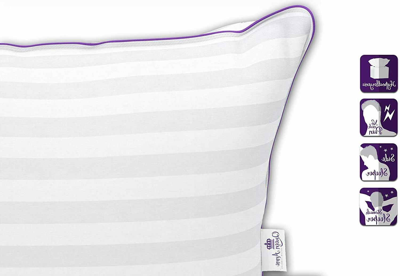 Luxury Pack Synthetic Down - Hypoallergen