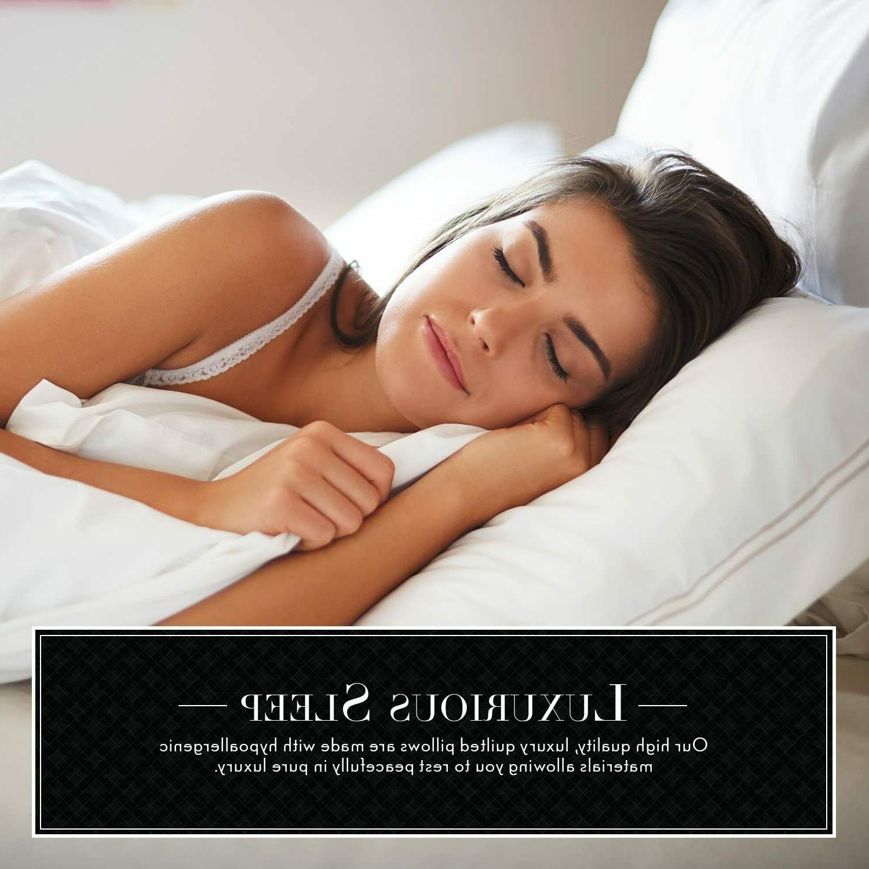NEW Luxury Pillow Hotel Gel