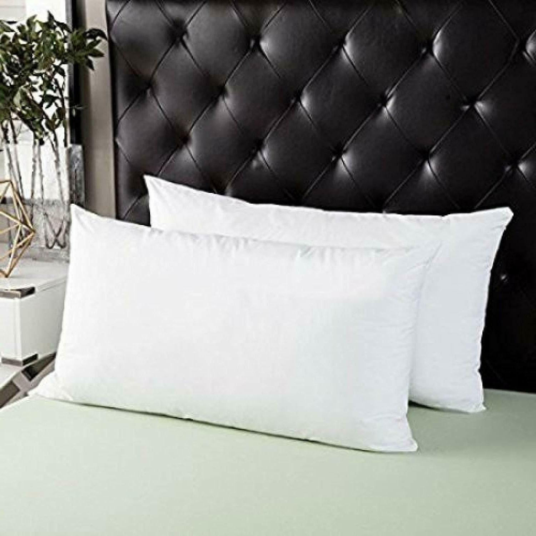 pillow 5 star hotel quality comfortable fiber
