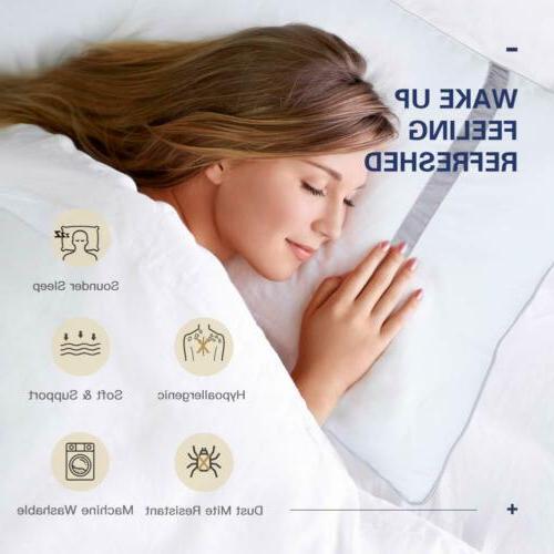 BedStory Set 2 Queen Premium Quality