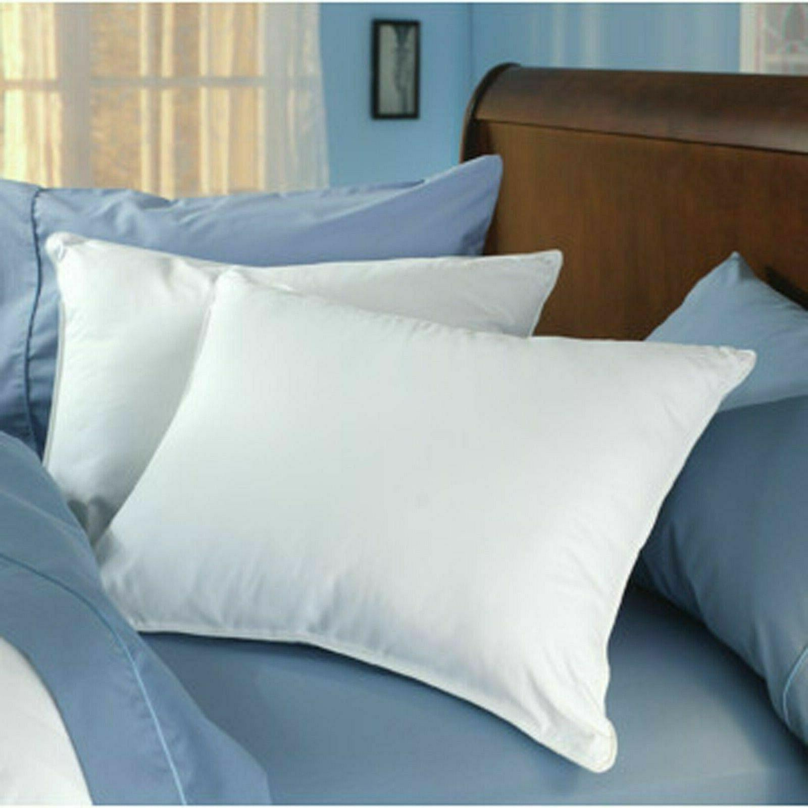 set of 2 classic pillows found in