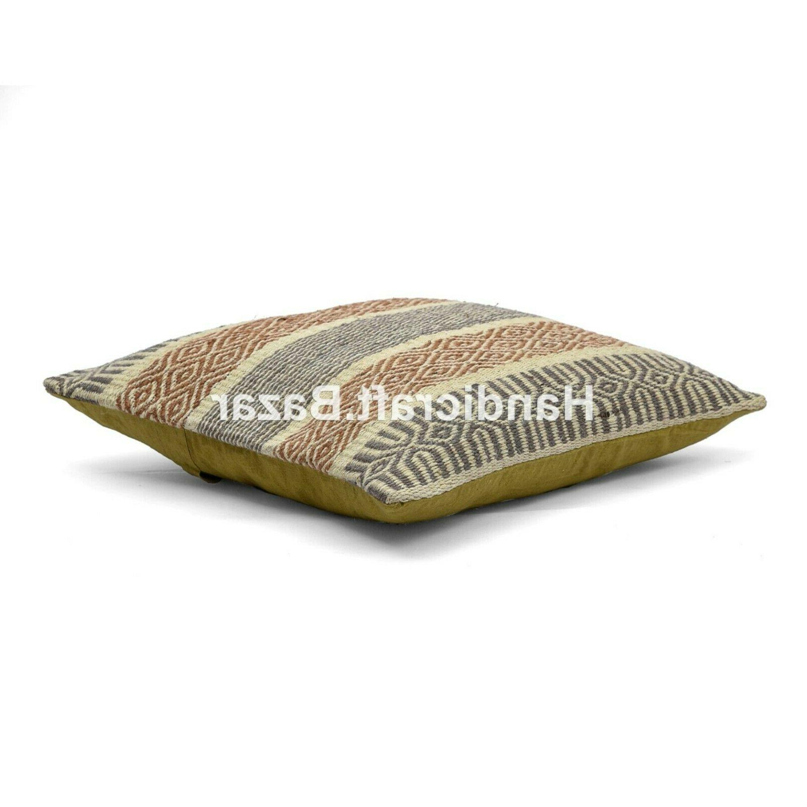 Set 5 Cover Pillow Case Sofa