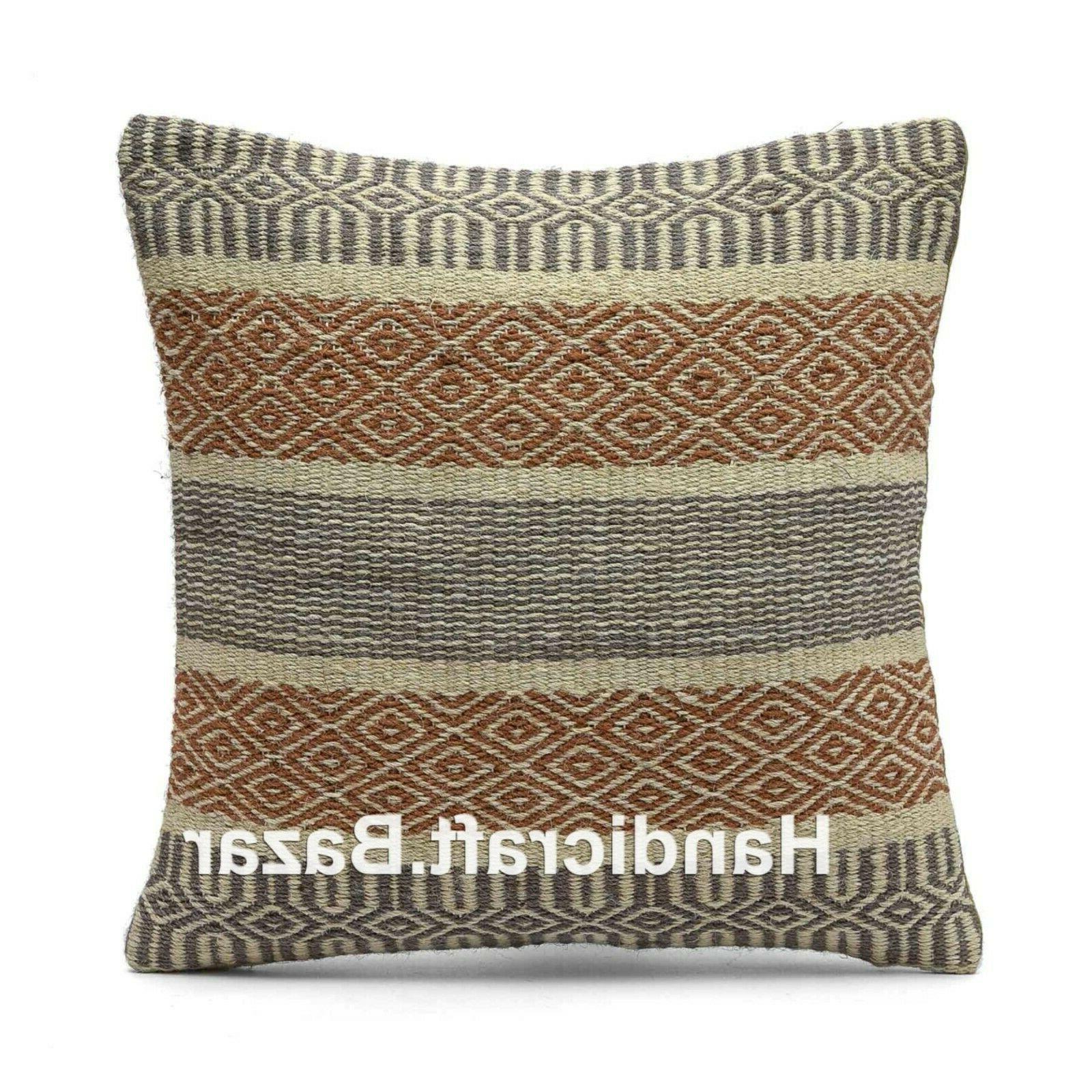 set of 5 cushion cover home decor