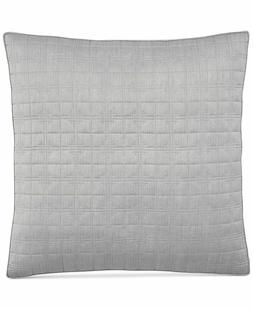 Hotel Collection Modern Plaid Quilted Standard Sham, Only at