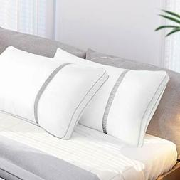 Pillows for Sleeping 2 Pack, Hotel Quality Bed Pillow Queen