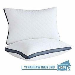 Meoflaw Pillows for Sleeping, Luxury Hotel Gel Pillow,Bed Pi