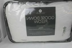 Hotel Collection STANDARD Goose Down Pillow European SOFT Gu