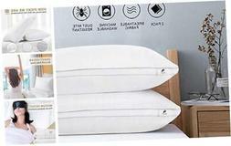 viewstar Queen Pillows for Sleeping, Bed Pillows 2 Pack Hote